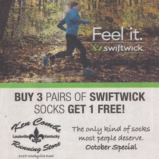 Comfy feet mean Swiftwick feat. #dowhatmovesyou